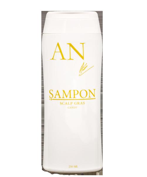Șampon femei scalp GRAS (SAMPON SCALP GRAS F) 250ml